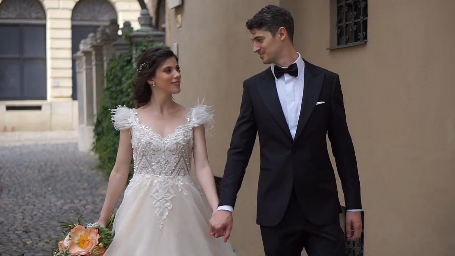 Videografie nunta filmare cununie